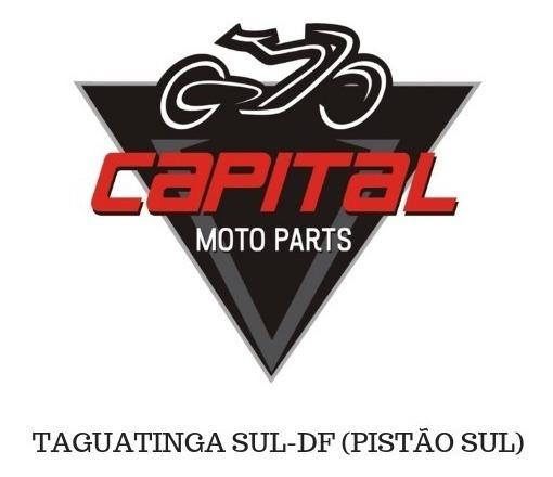 Capacete Motoqueiro Moto Vallen Gpo Preto/azul 60