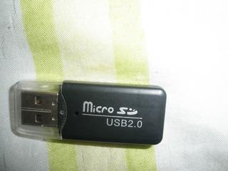 Adaptador Micro Sd/tf Kingston 2 In 1 E Leitor De Cartao Usb