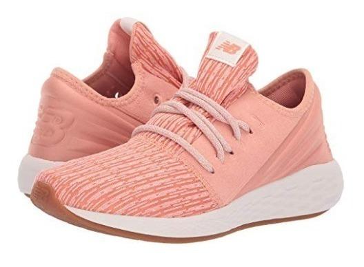 Zapato New Balance Deportivo Dama Foam Talla 10 Rosado Orig