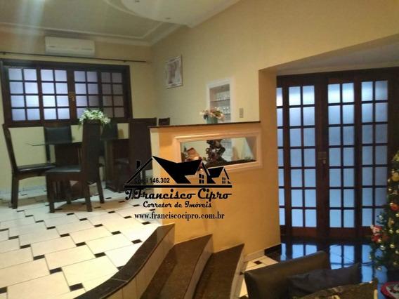 Casa A Venda No Bairro Jardim Europa Em Cachoeira Paulista - - Cs023-1