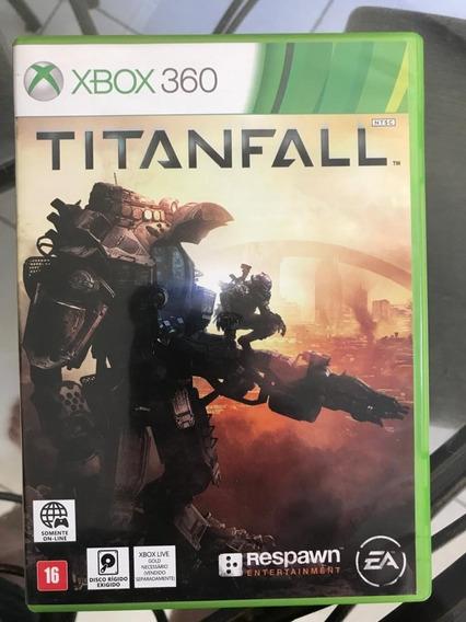 X-box 360 Jogo Titanfall
