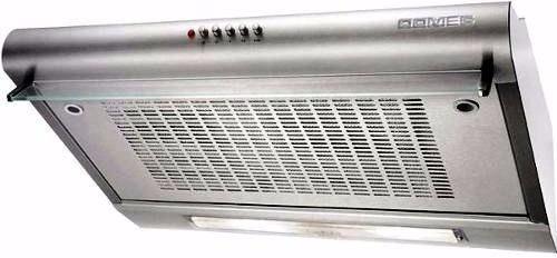 Purificador Extractor Domec 3060i Acero Inox Filtro Metálico