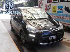 Citroën C3 Tendance Pack Secure 5 Puertas Negro 100% Financi