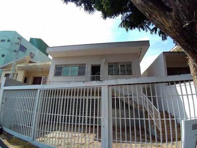 Casa Residencial Para Venda E Locação, Vila Maria, Campinas. - Ca4696