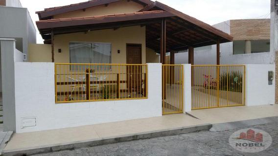 Casa Em Condomínio Com 5 Dormitório(s) Localizado(a) No Bairro Muchila Em Feira De Santana / Feira De Santana - 4609
