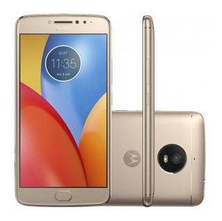 Motorola Moto E4 Plus 16gb - Ouro - Produto Usado!