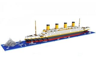 Titanic Armable 1860 Piezas Envio Gratis Barco Escala Juguet