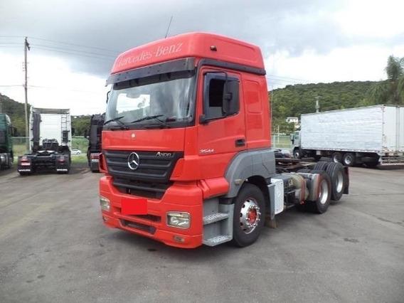 Mercedes-benz Mb Axor 2544 2012/12 Teto Alto
