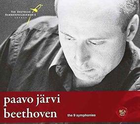 Sacd : Paavo Jarvi - Beethoven: Complete Symphonies (lim...