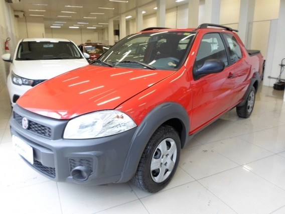 Strada 1.4 Mpi Hard Working Cd 8v Flex 3p Manual 28554km