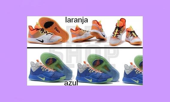 Tenis Nike Paul George 3 Frete Gratis Varias Leia A Descriçã