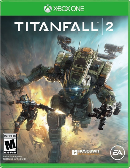 Titanfall 2 - Xbox One - Mídia Física