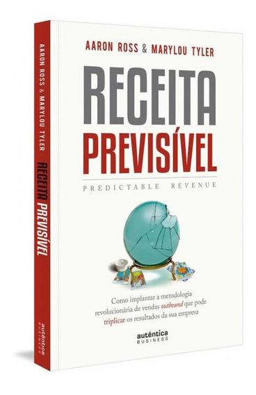 Receita Previsivel - Predictable Revenue