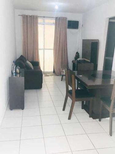 Ótimo Apartamento De Dois Quartos Para Venda Em Rocha Sobrinho - Mesquita - Siap20076