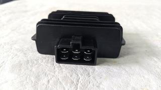 Regulador De Voltaje 12 V 6 Contactos Planos