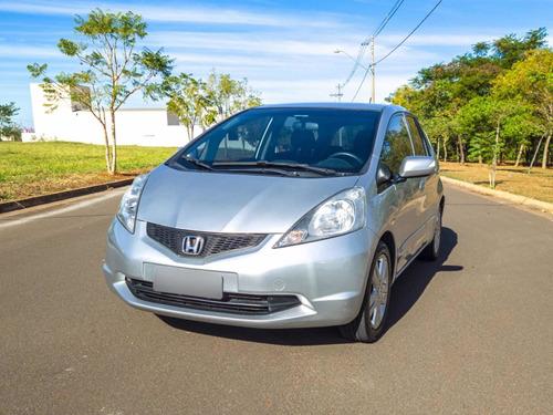 Imagem 1 de 12 de Honda Fit 1.5 Exs Flex.aut.5p