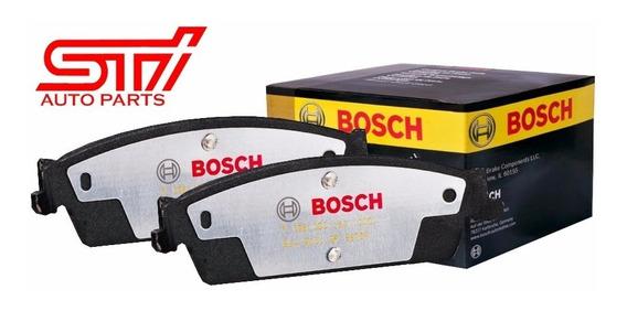 Pastilha Freio Bosch Cerâmica Focus 2.0i Bn1044 2015 2016