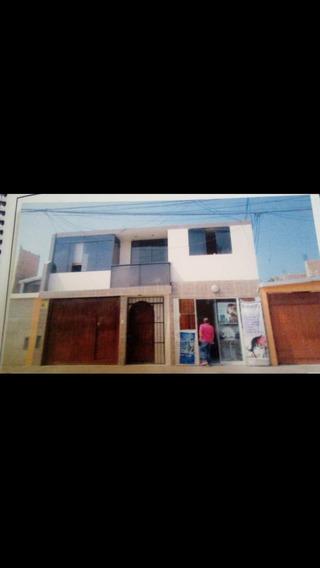 Vendo Casa Grande En Cedros De Villa Chorrillos