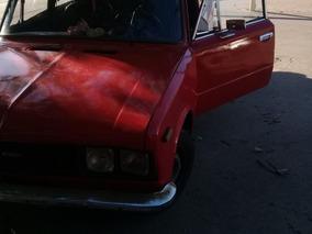 Fiat 125 Fam. Mod 76 Gas Y Nafta