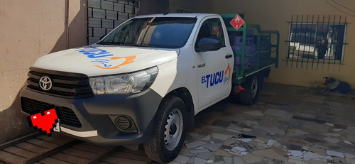Toyota Hilux 2.4 Cs Dx 150cv 4x2 2018