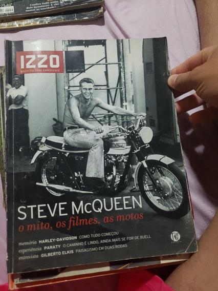 Revista Izzo Moto Culture 2006 01 Steve Mcqueen