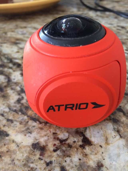 Câmera Atrio Na Caixa Dc187 360 Graus