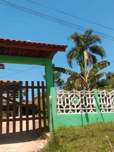 Chácara À Venda, 5 Quartos, 1 Suíte, Chácara São Miguel - Itaquaquecetuba/sp - 2099