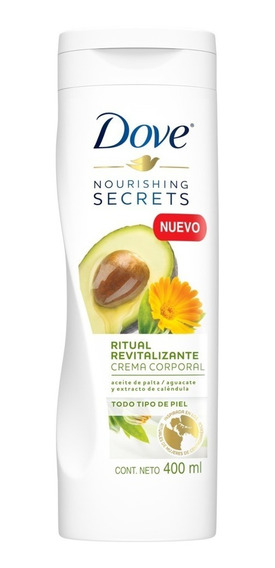 Crema Dove Aguacate X 400ml