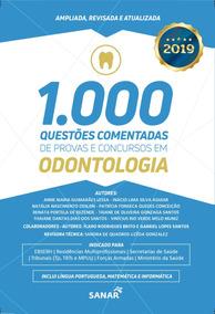 Livro 1.000 Questões Provas E Concursos Em Odontologia 2ª Ed