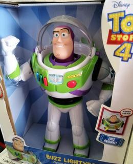 Buzz Lightyear Toy Story Nuevo Original