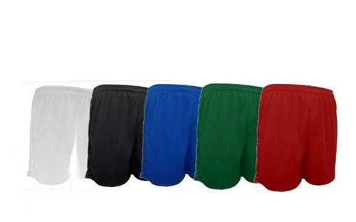 Imagem 1 de 8 de Kit 4 Shorts Masculino Calção Plus Size Academia Sortidos
