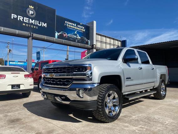 Chevrolet Cheyenne Ltz 4x4 2016