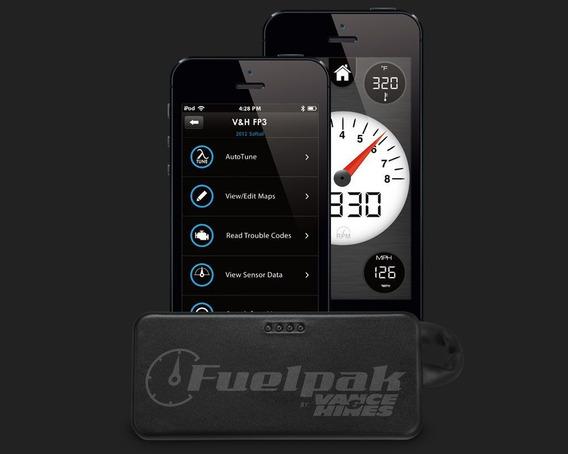 Fuelpak Fp3 Vance&hines - Central De Ajuste De Injeção 66007