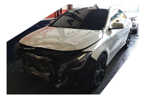 Imagem 1 de 14 de Mercedes Cla 2014 1.6 Sucata Para Retirar Peças Usadas