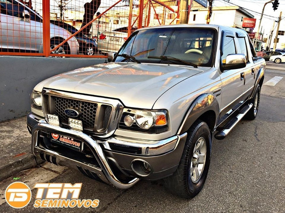 Ford Ranger Limited Cab. Dupla 4x4 4p 2005