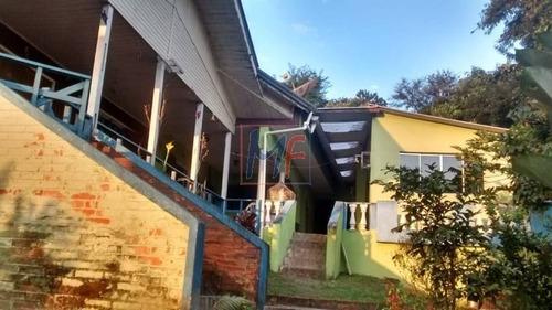 Imagem 1 de 27 de Ref: 12.722 - Linda Chácara Em Condomínio  Bairro Estância Kennedy, Com 5 Dorms (1 Suíte), 2 Banheiros, 1 Lavabo, 4905 M². Analisa Permuta. - 12722