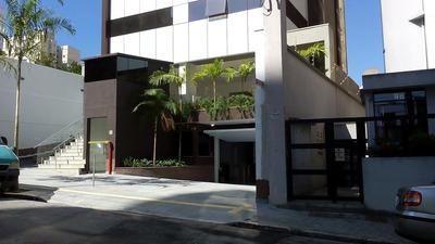 Sala Comercial Para Venda E Locação, Centro, Santo André. - Sa3718