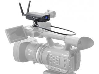 Sistema Inalámbrico Para Camara Audio Technica Atw 1702 Corb