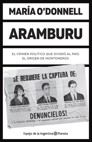 Aramburu - María O