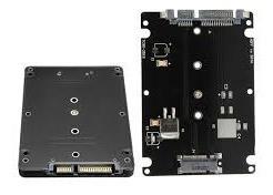 Case Enclousure B+m Key Socket 2 M.2 Ngff Ssd A Sata 2.5