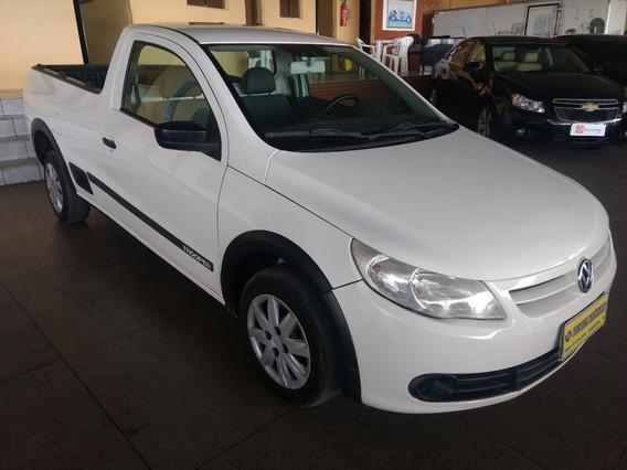 Volkswagen Saveiro 1.6 Cab. Simples Total Flex 2p