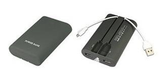 Imagen 1 de 1 de Cargador Movil Agiler (power Bank), Backup Battery, 10800mah