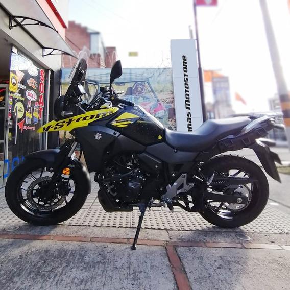 Suzuki Vstrom 250 Amarilla 2018