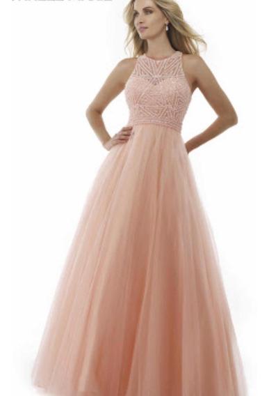 Vestido Estilo Princesa - Da Grife Morrell Maxie