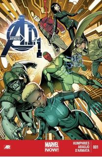 Avengers A.i #1 (2013) Marvel Now!