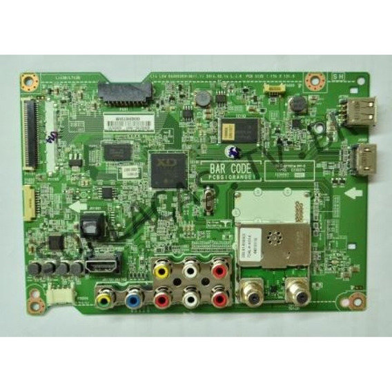 Placa Principal Lg 32lb550b Eax65710303(1.1) 2014-02-14