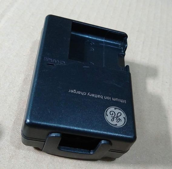Fonte Carregador De Bateria Ge Gb-10c Lithium