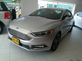 Ford Fusion At Titanium Plus Modelo 2017