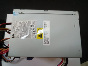 Fonte Dell 375w Precision T3400 Dimension 9100 9150 0kh624