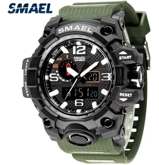 Relógio Masculino Smael 1545 G-shock Militar - Promoção!!!